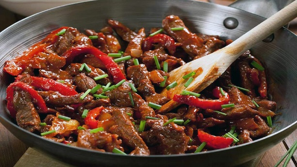 Stir-Fry Beef By Chef Bajias