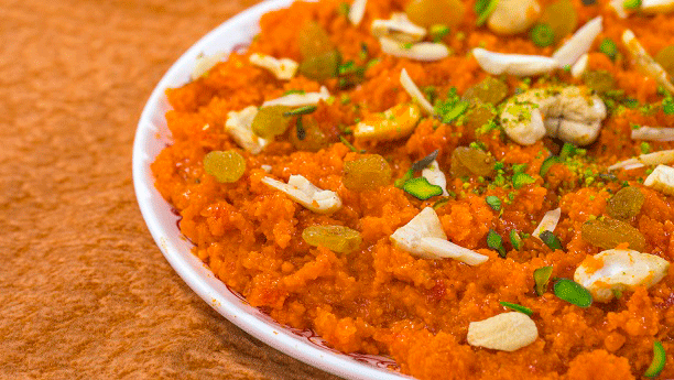 Sweat Gajar Ka Halwa
