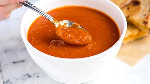 Tomato Soup Recipe In Urdu ٹماٹو سوپ