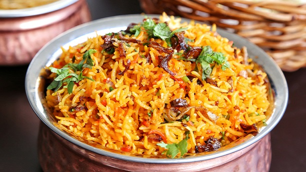Vegetable Biryani Recipe Rice Recipes In English
