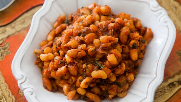 White Beans in Sauce