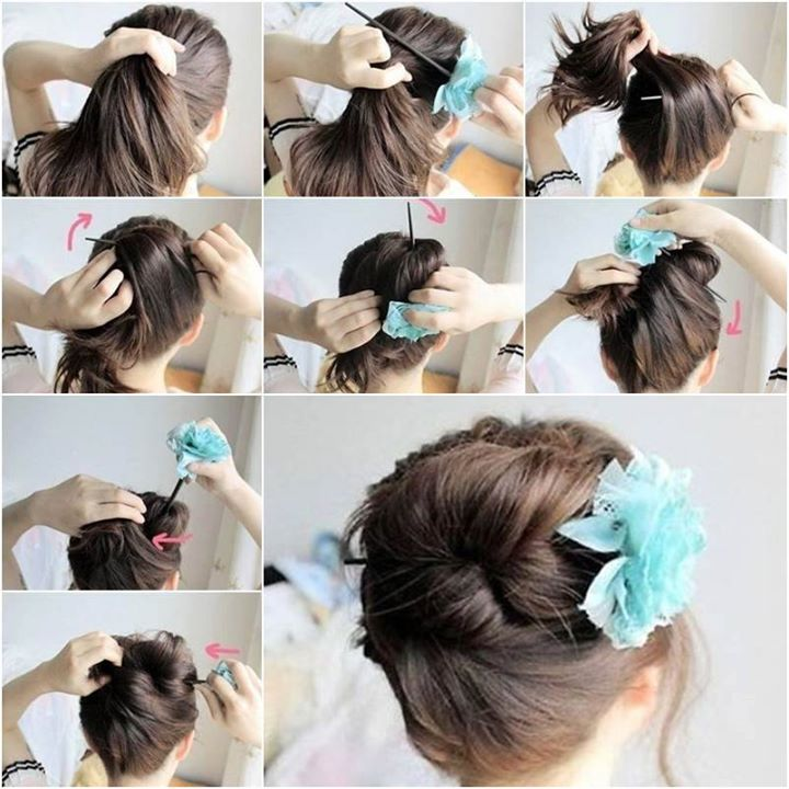 Top 10 Hairstyles For Eid 2016 Pakistani Hairstyles For Girls For
