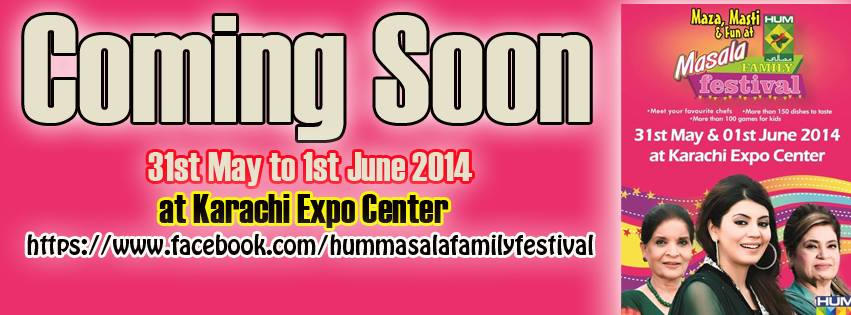 Hum Masala Family Festival 2014