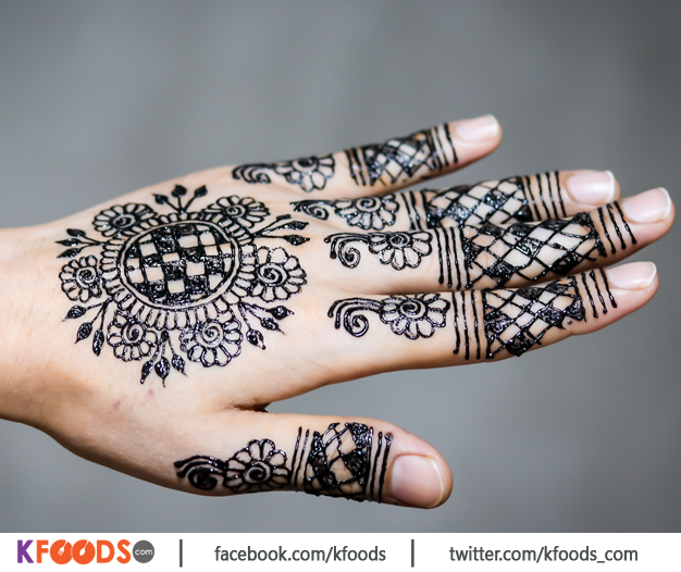 Beautiful Mehndi Design By Mahrose Beauty Parlor