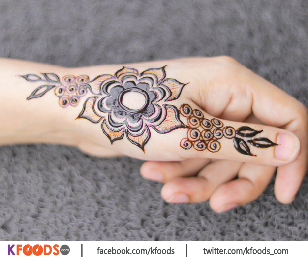 Latest Stylish Mehandi Design