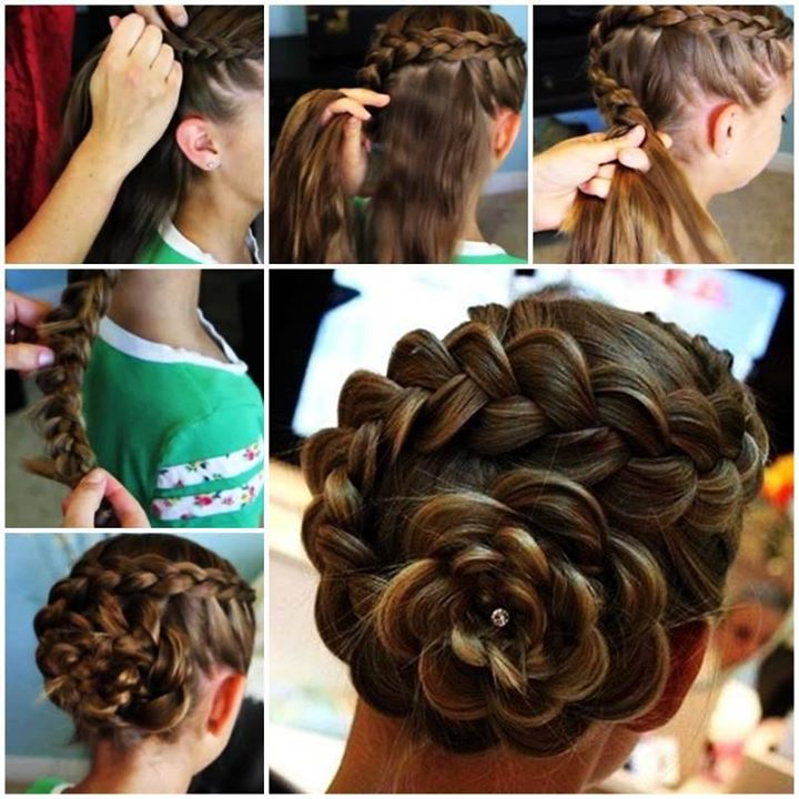 Amazing Hairstyle for Young Girls