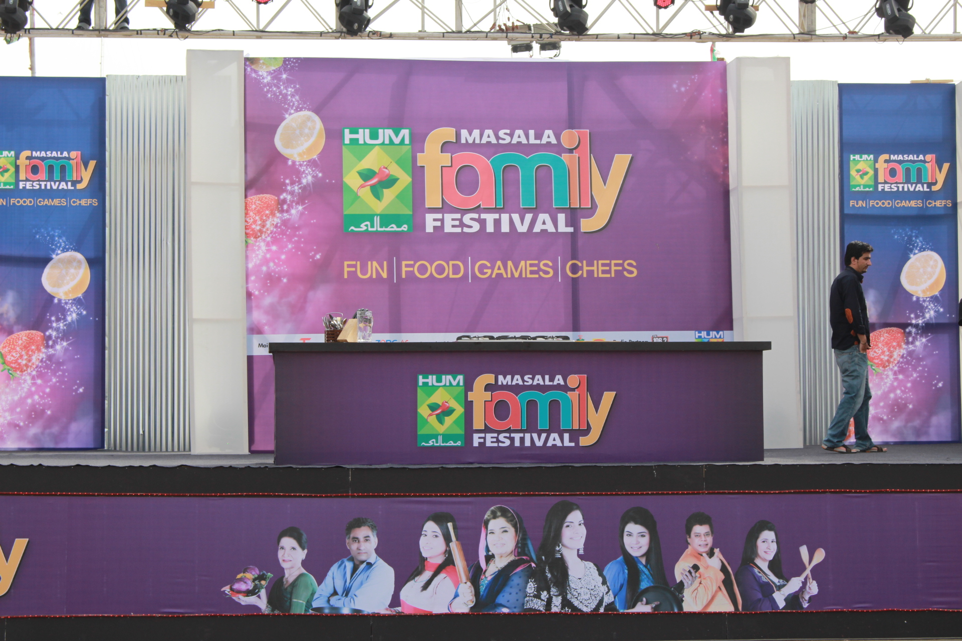 Masala TV Family Festival 31 May 2014