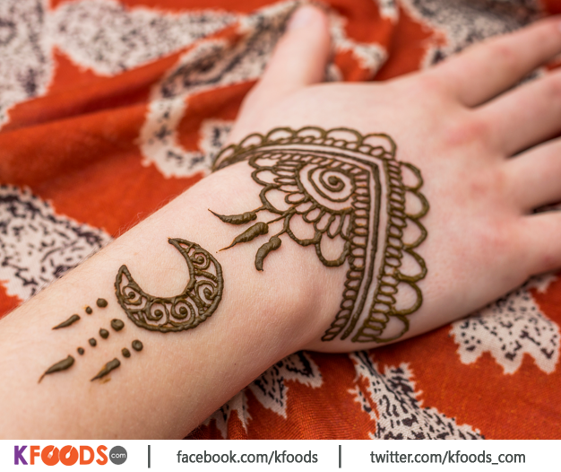 New Indain Mehndi Design