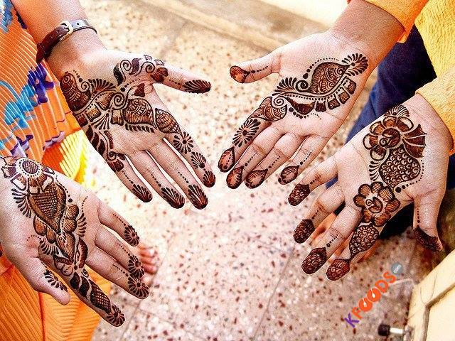 Kashees Beauty Parlor Mehndi Design 2014 | Mehandi Designs ...