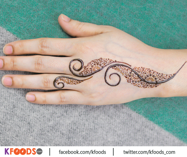 New Latest Henna Design