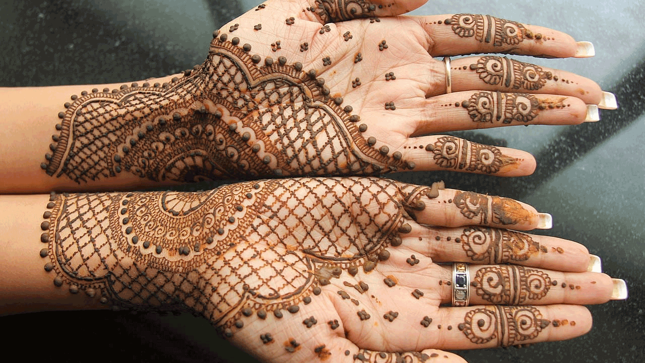 Latest Mehndi Design 2020