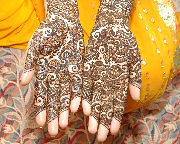 Mehndi Designs for Weddings 2018