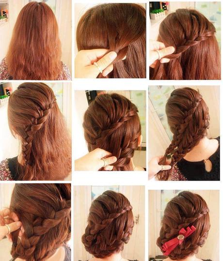 6 Easy Hair Style For Girls Fashion Style Photos Kfoods Com