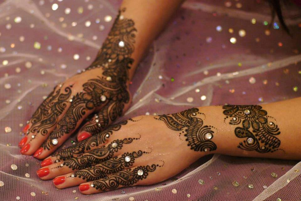 Mehndi Design For Bridal Collection : Bridal mehndi designs dulhan mehandi images