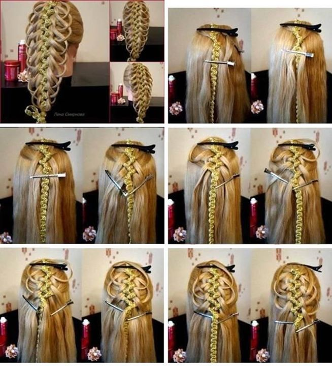Long Hair stylish Idea for Aug 2015