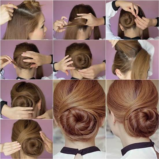 Simple and Impressive Hairstyle for Womens 2015
