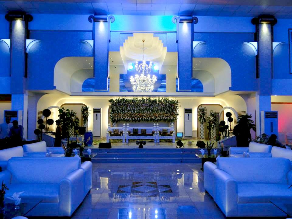 Samanzar Luxury Banquet