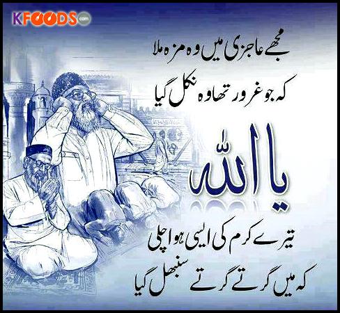 Allah Ka Har Dam Shukara Karain Aqwal E Zareen Kfoods Com
