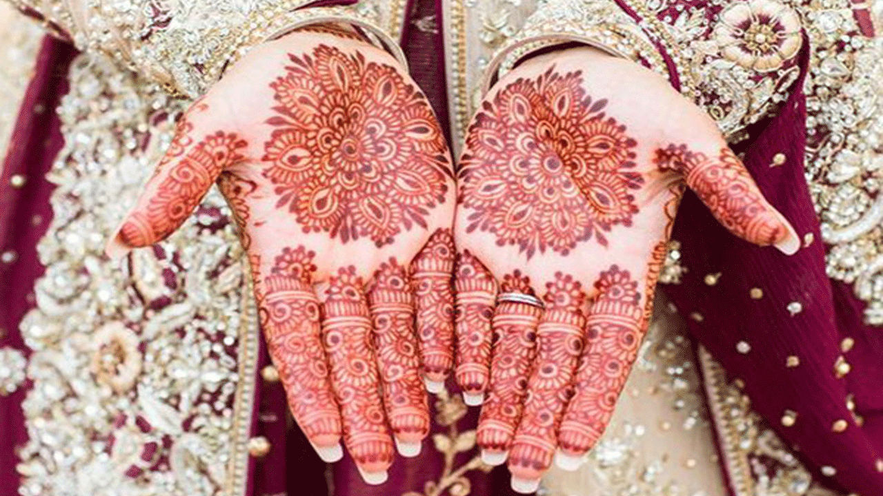 New Bridal Mehndi Design 2020