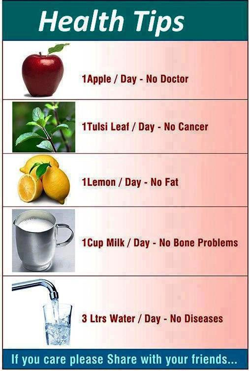 Every Day Health Tips