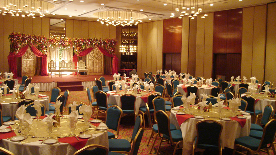 Avari Tower Wedding Hall