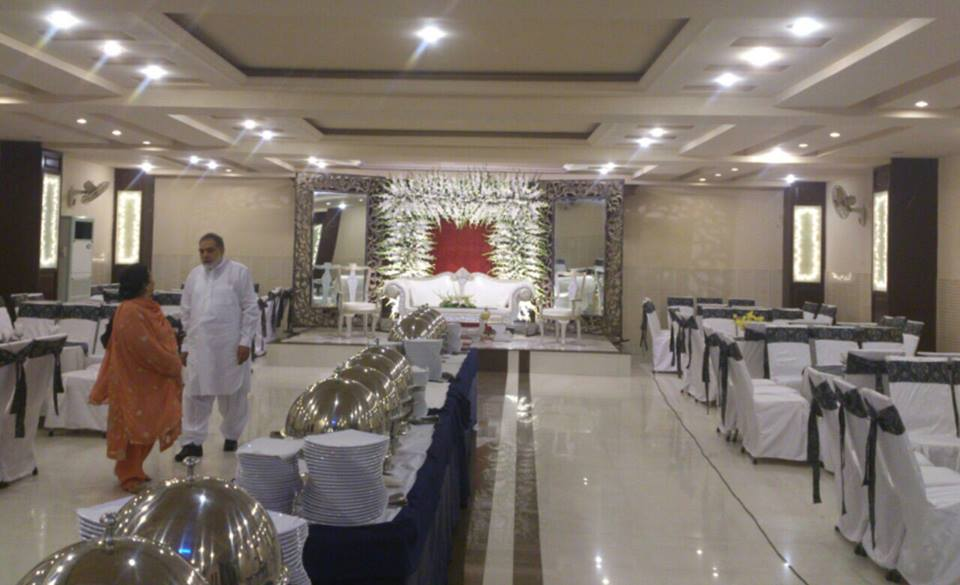 Blessing Banquet Hall Lahore