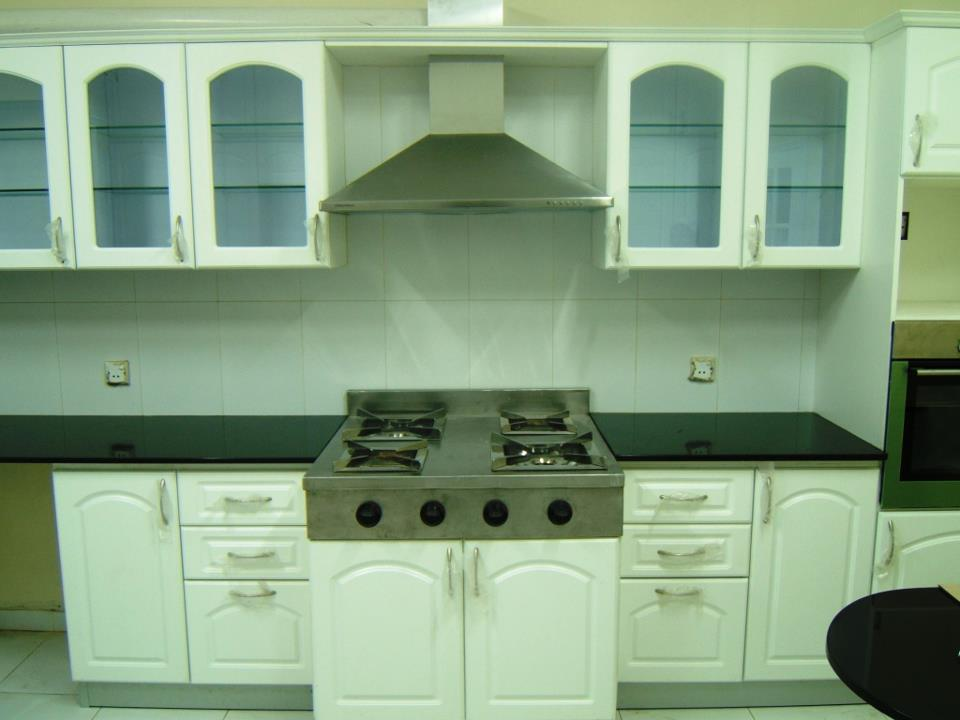 Kitchen With Stainless Steel Heavy Duty Burners
