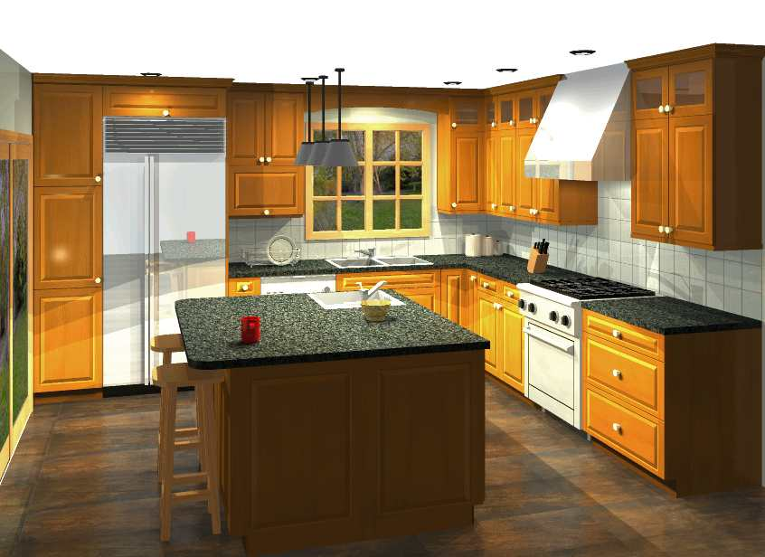 Kitchen designs photos find kitchen designs for Kitchen modeler