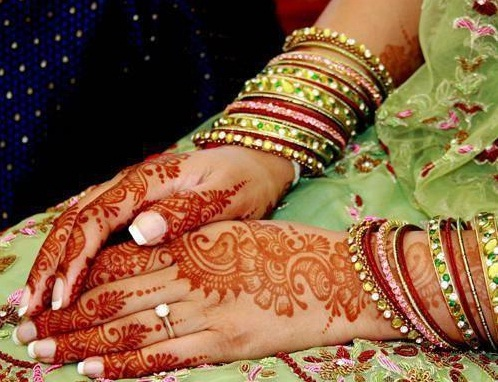 Mehndi Design For Bridal Collection : Bridal mehndi designs mehandi for pakistani brides