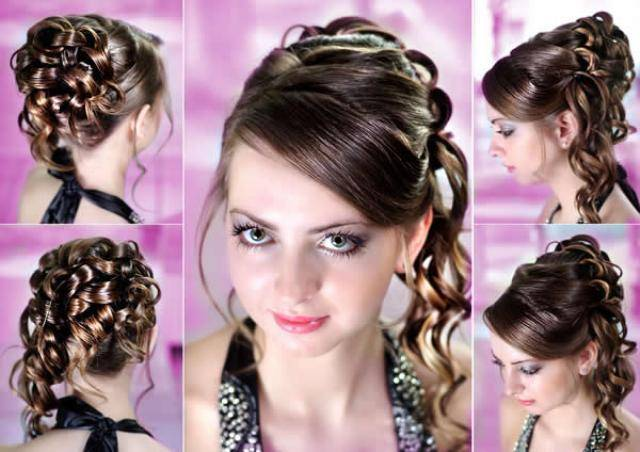 Latest Hair Style For Girls 2013 Fashion Style Photos