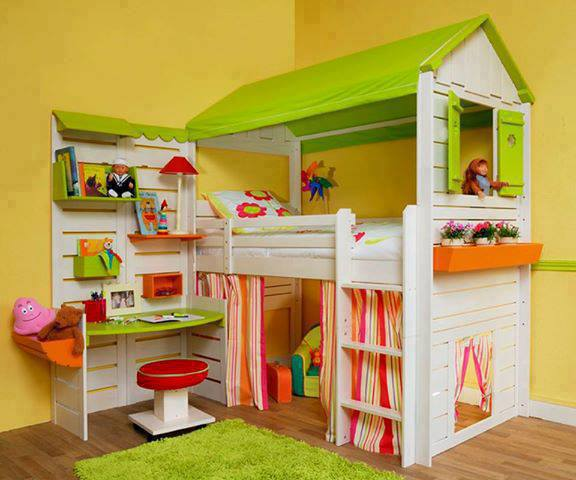 Modern Kids Room Designs!
