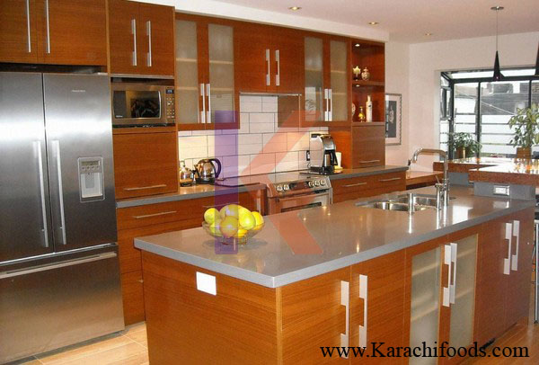 Latest pakistani kitchen design kitchen designs for Kitchen remodel trends