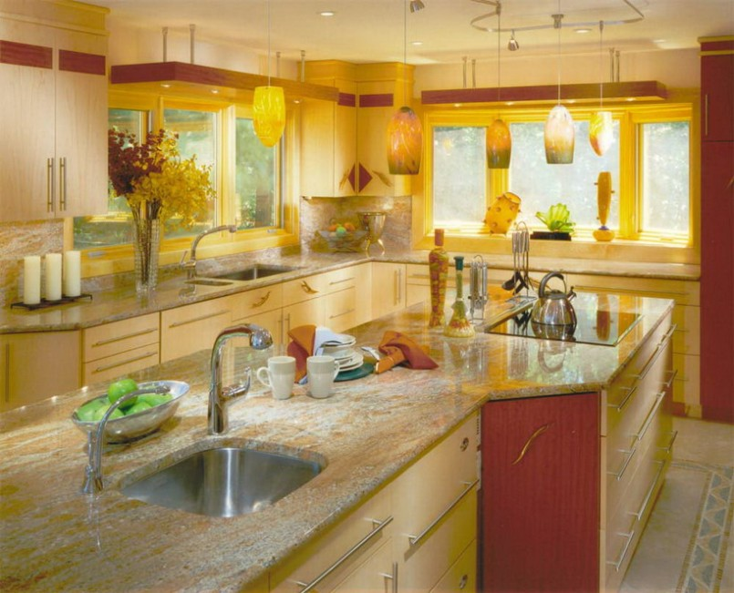 Summer Kitchen Design