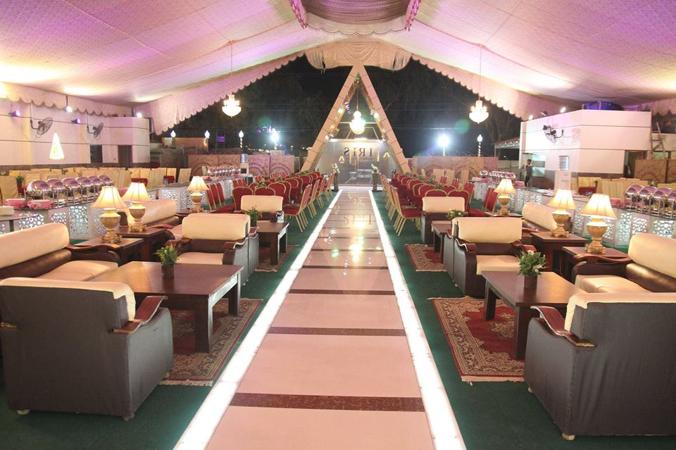 Irish Banquet Hall North Karachi