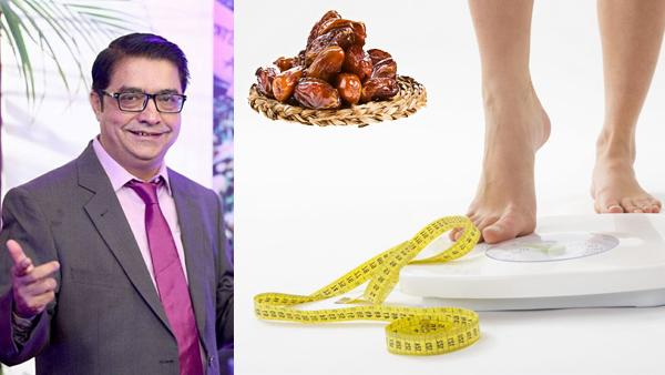 Dates Shake For Weight Gain