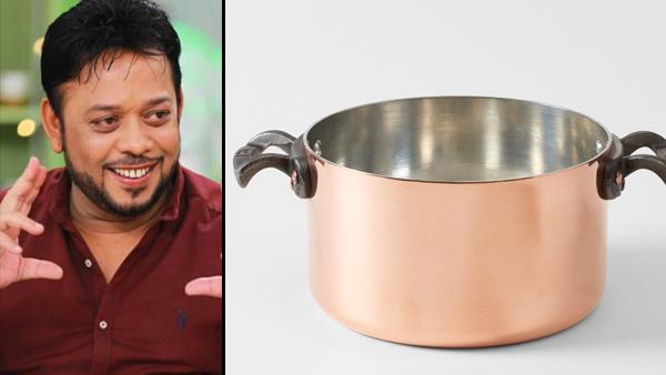 Copper Pot Benefits