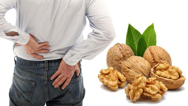 Walnut Remedy for Kidney