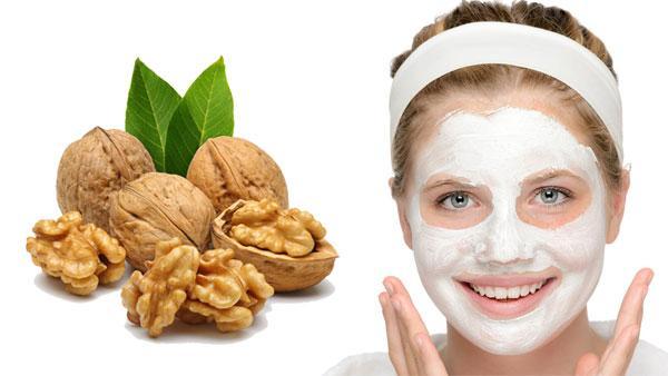 Walnut Whitening Mask Recipe
