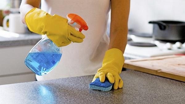 Top 5 Kitchen Cleaning Tips!