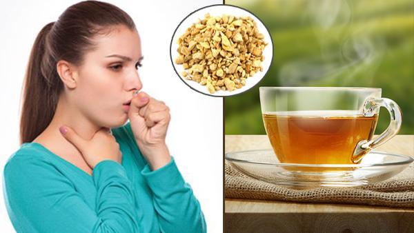 Herbal Cough Tea